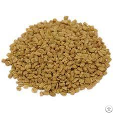 Certified Organic Fenugreek Seeds