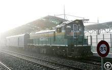 Railway Transit Transportation To Almaty