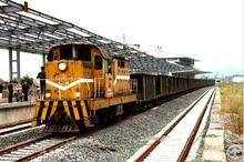 Railway Transit Transportation To Tashkent