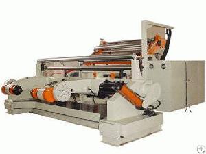 Wide Center Surface Paper Roll Slitting Rewinding Machine