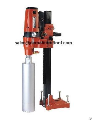 diamond core drill drilling machine concrete equipment coring
