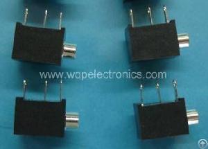 2.5mm Earphone Jack Panel Mount 3 Pins