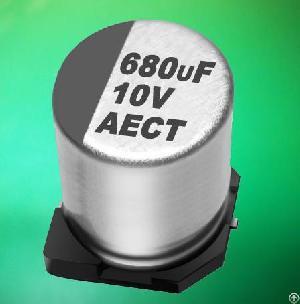 Smd Electrolytic Capacitors, Kondensatoren, Surface Mount Electrolytic Capacitor