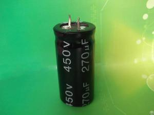 Snap-in Aluminum Capacitors 160v, Electrolytic Capacitor