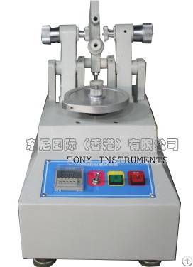 Taber Wear And Abrasion Tester Tnj-016