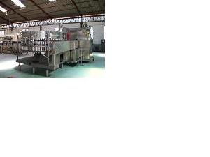 Can Filler And Seamer For 202 Type Cans For Soft Drinks Or Beer Brand Meyer / Manzini Comaco