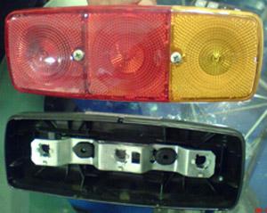 benz truck tail lamp sk2538 9el 109 139 001