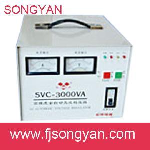 Servo Type Voltage Regulator Svc-3000va