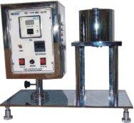 plastic testing instruments melt flow index