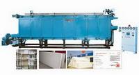 block molding machine air cooling