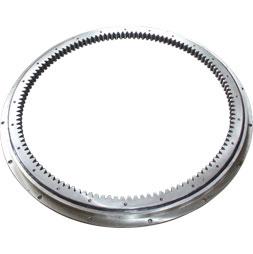 Large Diameter Slewing Ring Bearing With Flange.
