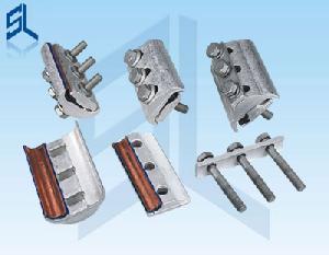 bimetallic parallel groove clamps