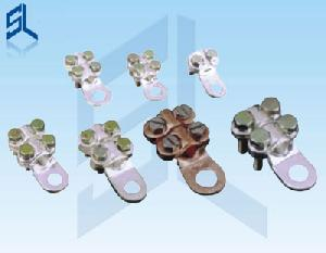 imported wintersweet copper jointing clamps