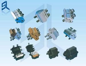 jbl jbt jb tl connectors form parallel groove clamp