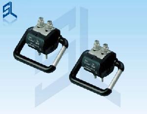 piercing ground connectors