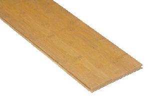 carbonized horizontal flat grain bamboo parquet flooring