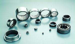 Drawn Cup Needle Roller Bearings With Full Complement And Caged Bushings