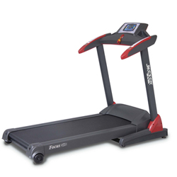 jkexer touch panel motorized treadmill 150x85mm lcd display
