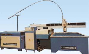 pressure water jet cutting machine