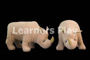 plush rhino