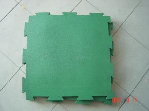Interlocking Rubber Tile, Interlocking Rubber Floor