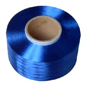 fdy polyester dope dyed yarn