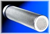 cylindrical screen