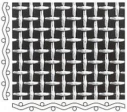 square mesh wire cloth