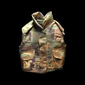 bullet resistant jacket