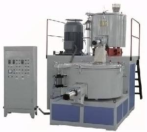 heating cooling mixing machine
