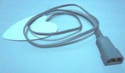 disposable temperature probe