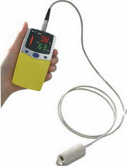 rsd handheld pluse oximeter lf6000