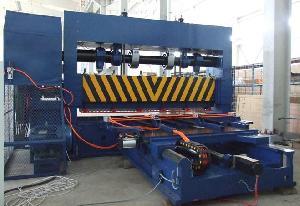 Metal Mesh Processing Machine