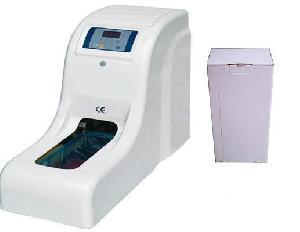 micro computer intelligentized shoe cover dispenser