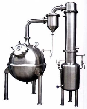 circular concentrator concentrating distilling liquid pharmacy chemistry e