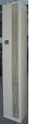 verticality air curtain