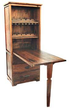 bar furniture exporter wooden wine rack cabinet
