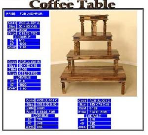 indian furniture exporter