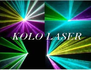 1w kl a8 e745 rgb animation laser light stage show dmx ilda dj pro