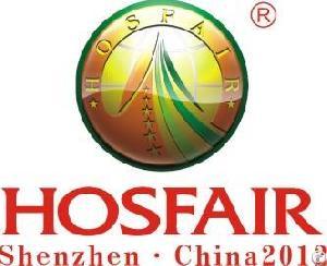 99 degree passionately takes hosfair shenzhen
