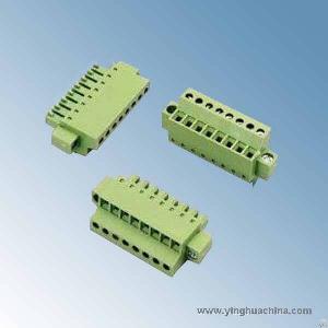 0925 3 81mm wire cage terminal block connectors