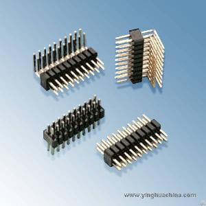 pin header 1 27x1 27 dual rows h 2 0 1274 connectors