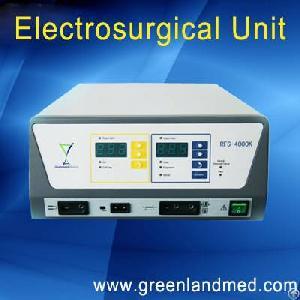 bipolar electrosurgical