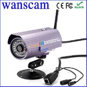 ip camera supporting iphone