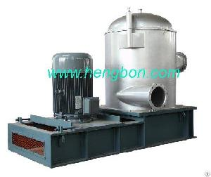 inflow pressure screen paper pulp machine