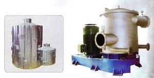middle consistency pressure screen basket paper machine