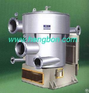 outflow pressure screen equipment pulp machine paper