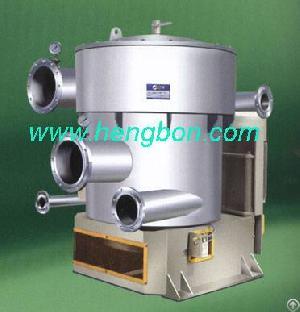 outflow pressure screen pressuried paper machine