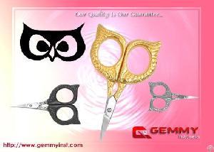 angel embroidery scissors
