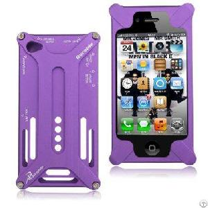durable aluminium metal cases iphone 4 4s